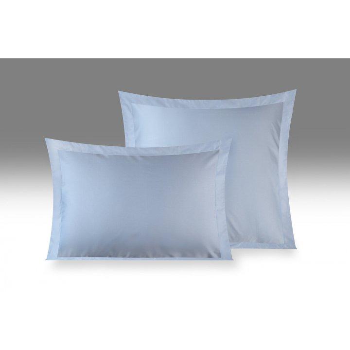 Наволочка «Artisan» (цвет: голубой, 70х70 см, сатин)