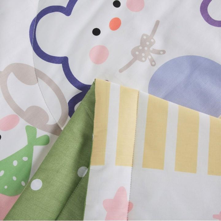 Одеяло облегченное стеганое «Asabella №1572-OS» (160х220 см; наполнитель: 50% тенсель, 50% искусственный шелк; чехол: сатин, 100% хлопок)