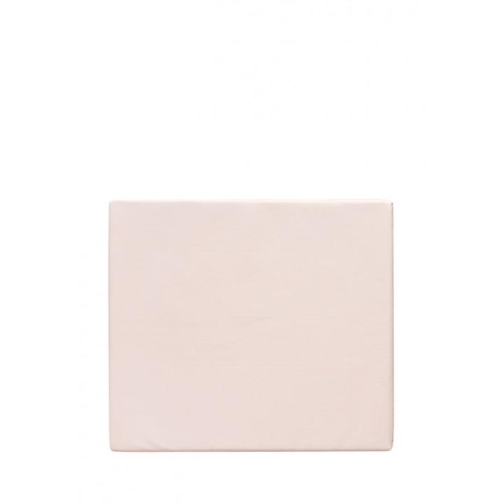 Простыня на резинке «Osaka» (цвет: нежно-розовый; 180х200х30 см; перкаль: 100% хлопок)