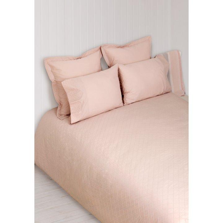 Комплект постельного белья «Plombir» (цвет: розовый, 1,5 - спальный, перкаль)