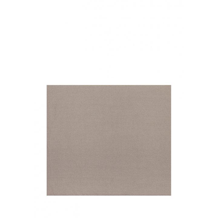 Простыня свободная «Акцент» (цвет: бронзовый; 240х280 см; перкаль: 100% хлопок)