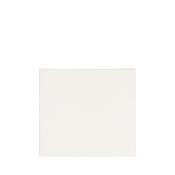Простыня на резинке (цвет: экрю; 140х200х30 см; перкаль: 100% хлопок)