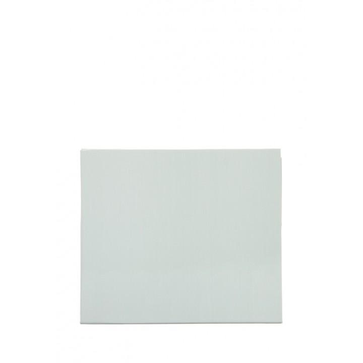Простыня свободная (цвет: салатовый; 220х240 см; перкаль: 100% хлопок)