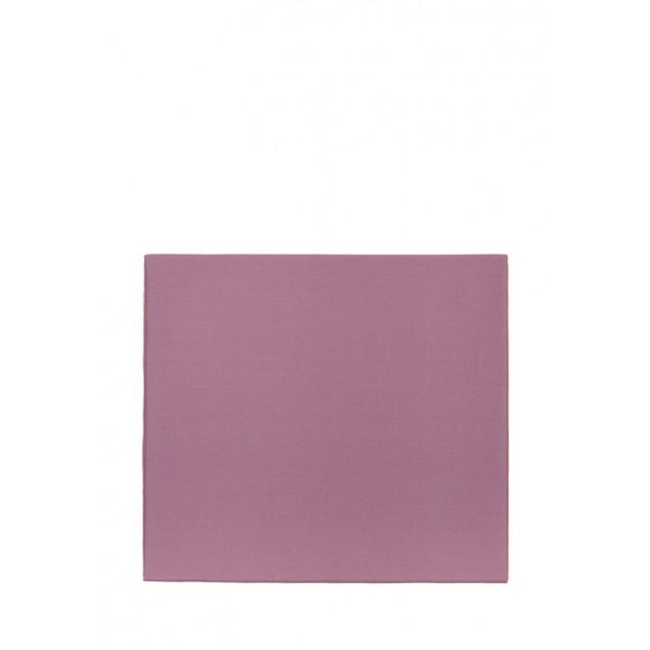 Простыня свободная (цвет: лиловый; 240х280 см; сатин: 100% хлопок)