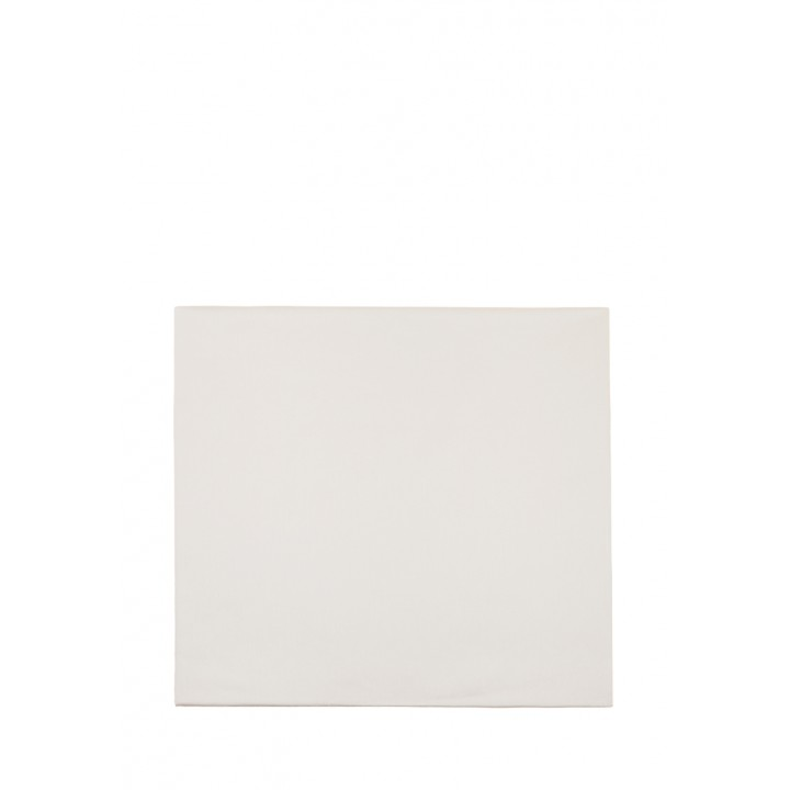 Простыня на резинке «Basic» (цвет: песочный; 90х200х30 см; сатин: 100% хлопок)