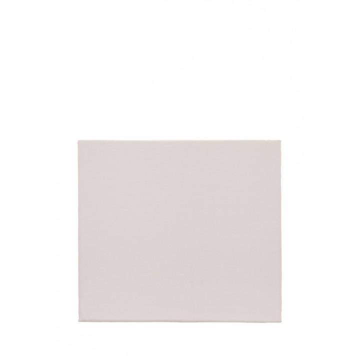 Простыня на резинке «Basic» (цвет: розово-жемчужный; 180х200х30 см; сатин: 100% хлопок)