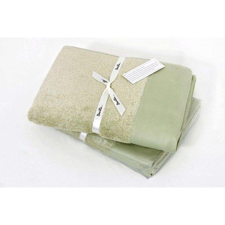 Полотенце «Senses» (цвет: саванна, 35x50 см, махра)