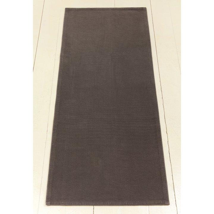 Коврик-дорожка «Universo» (цвет: темно-серый, 150х60 см)
