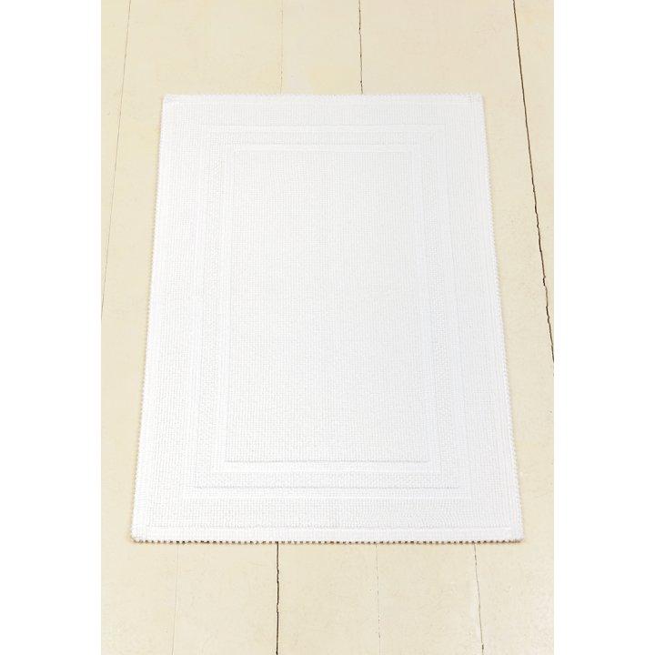 Коврик «Universo» (цвет: белый, 70х120 см)