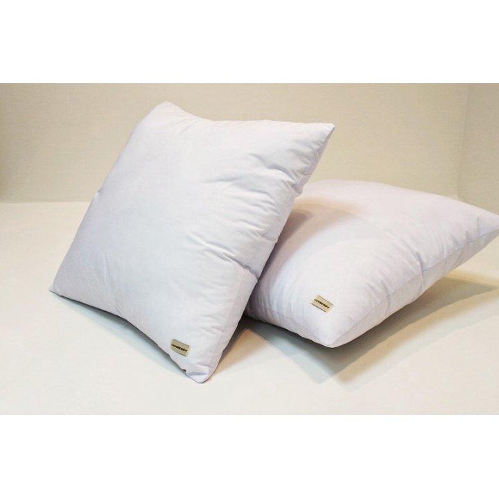 Подушка для декоративной наволочки (цвет: белый, 42х42см)