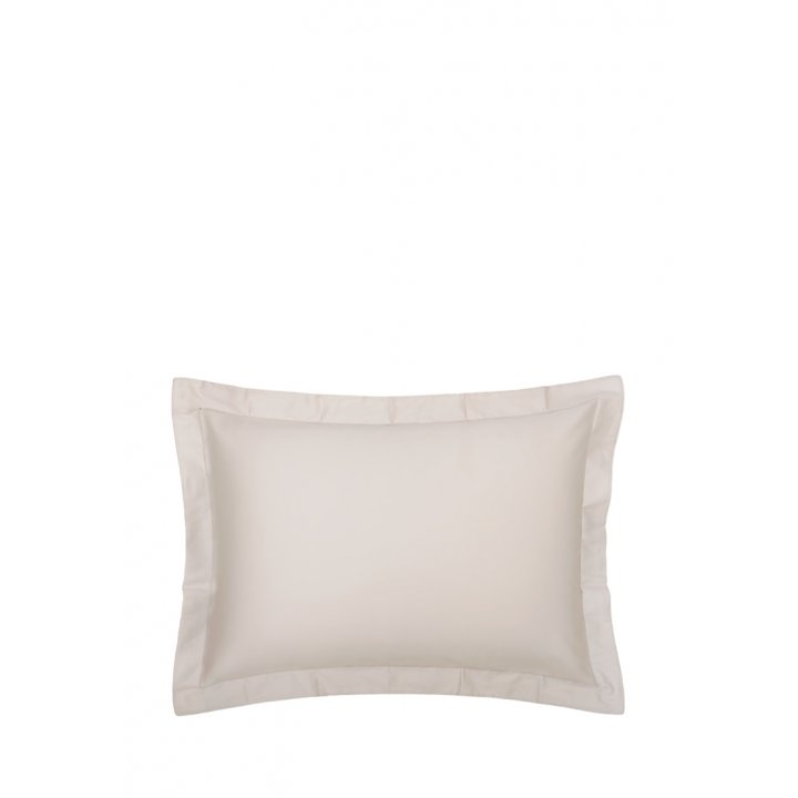 Наволочка «Peony» (цвет: песочный/бежевый, 50х70 см, сатин)