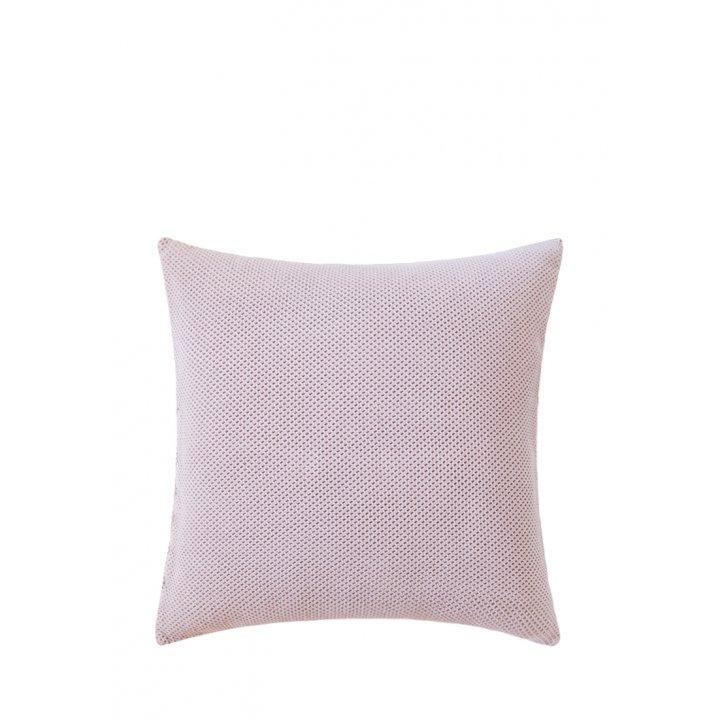 Декоративная наволочка «Grass» (цвет: лавандовый, 47х47см)