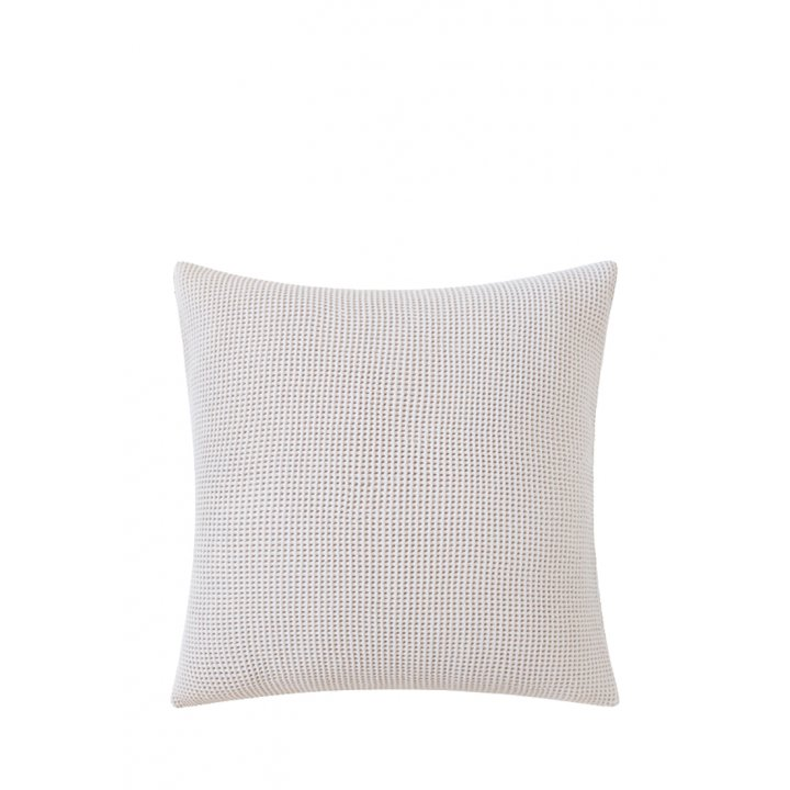 Декоративная наволочка «Mistral» (цвет: серый, 47х47см)