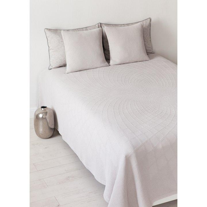 Покрывало «Mistral» (цвет: серый, 150х210см)