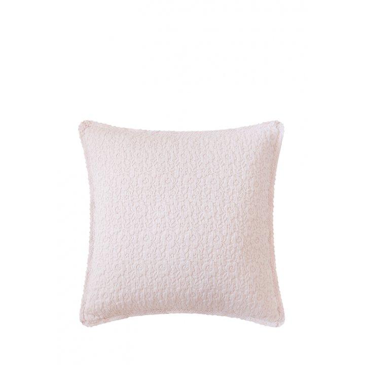 Декоративная наволочка «Provence» (цвет: ягодный мусс, 47х47см)