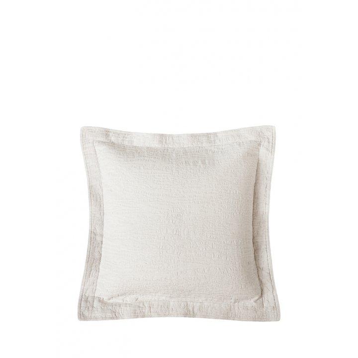 Декоративная наволочка «Velvet» (цвет: песочный, 47х47см)