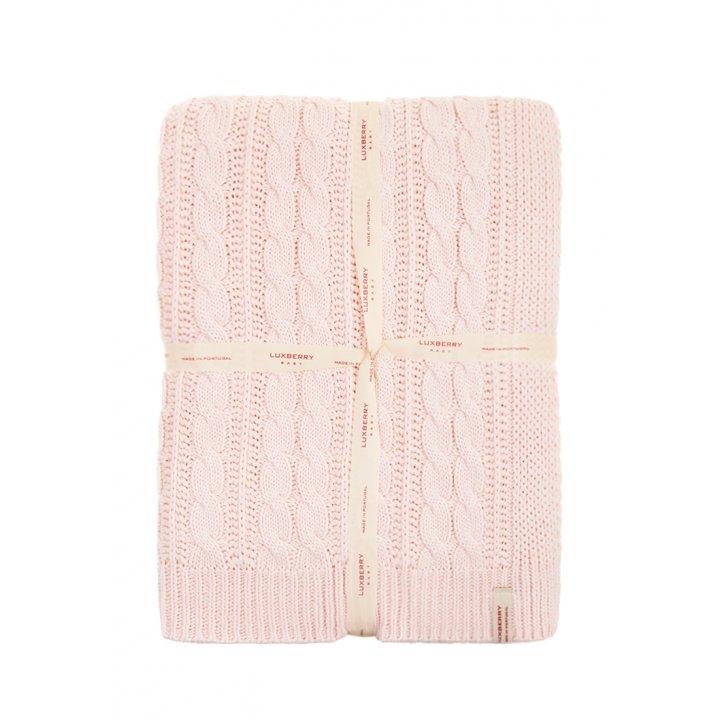 Плед детский «Imperio №36»  (цвет: розовый, 100х150 см)