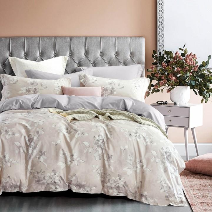 Комплект постельного белья «Mone» (1,5 - спальный; сатин: 100% хлопок Pima)