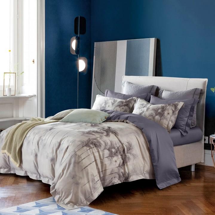 Комплект постельного белья «Sunset» (1,5 - спальный; сатин: 100% хлопок)